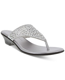 Karen Scott Elda Sandals, Created for Macy's