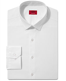 Alfani Slim Fit + Stretch Men's Dress Shirt, Created for Macy's