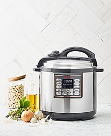 8-Qt. 10-In-1 Programmable Multi-Cooker 14721, Created for Macy's