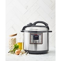 Deals on Crux 8-Qt. 10-In-1 Instant Programmable Multi-Cooker 14721