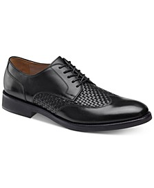 Men's Carlson Woven Wingtip Oxfords
