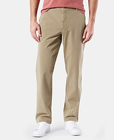 Men's Classic Fit Downtime Khaki Smart 360 Flex Pants