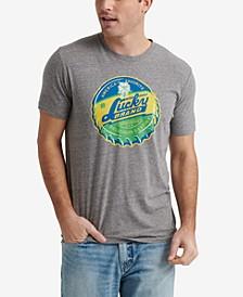 Men's 90's Bottle Cap Graphic T-Shirt