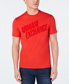 Armani Exchange Men's Logo T-Shirt