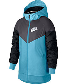 Nike Big Boys Windrunner Jacket