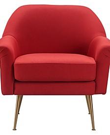 Elle Décor Ophelia Lounge Chair