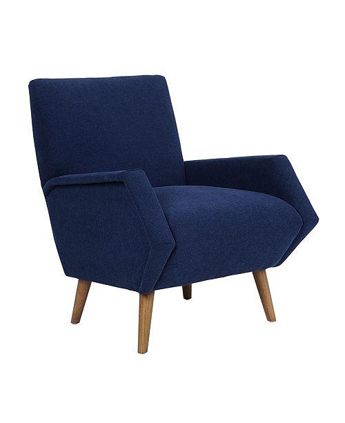 Magnificent Avalon Accent Chair Quick Ship Machost Co Dining Chair Design Ideas Machostcouk