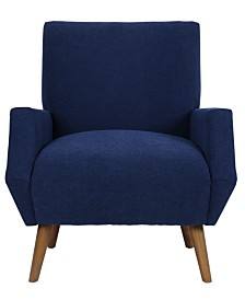 Tommy Hilfiger Avalon Accent Chair, Quick Ship