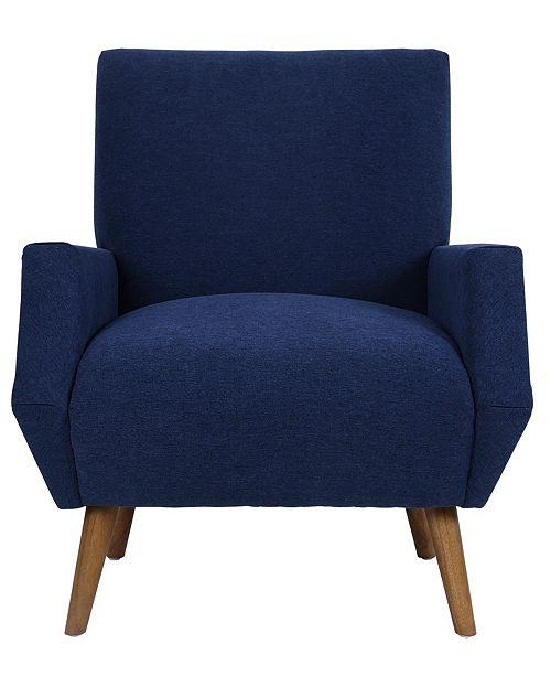 Terrific Avalon Accent Chair Quick Ship Machost Co Dining Chair Design Ideas Machostcouk