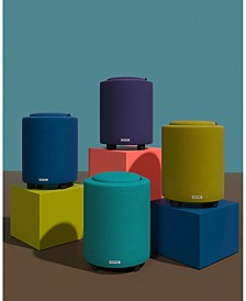 Pantone Tall Storage Stool, Quick Ship