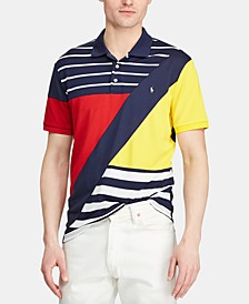 Men's Chariots Classic Fit Performance Polo