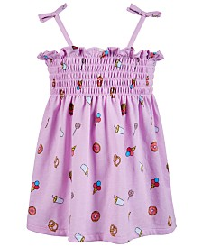 First Impression's Baby Girl's Snack Dress, Created for Macy's