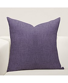 Meadow Iris  Designer Throw Pillow
