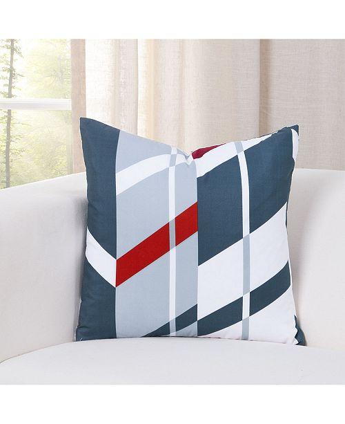 "PoloGear Valor 16"" Designer Throw Pillow"