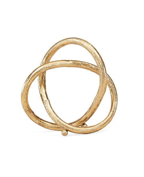 Danya B Eternal Loop Metal Sculpture