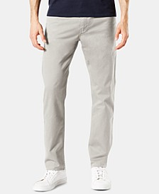 Men's Slim Fit Jean Cut Khaki All Seasons Tech Pants