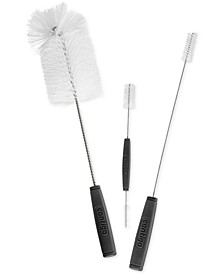 Cleaning Brushes, Set of 3