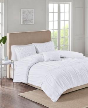 510 Design Ciera Full/Queen 4 Piece Comforter Set Bedding
