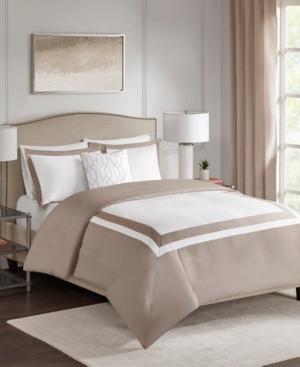 510 Design Carroll Full/Queen 4 Piece Duvet Set Bedding