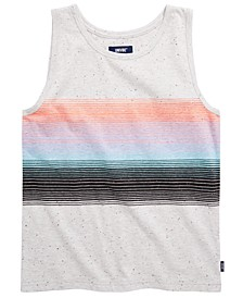 Big Boys Neo Speckle Stripe Tank