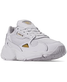 los angeles cc6a2 4843c adidas Women s Originals Falcon Casual Sneakers from Finish Line