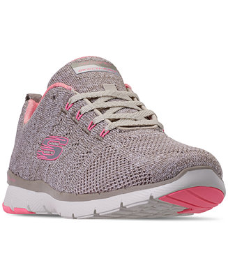 Skechers Flex appeal 3.0 high tide Sneaker in nvbl
