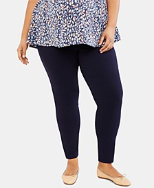 Plus Size The Maia Secret Fit Belly Skinny Leg Ankle Pants