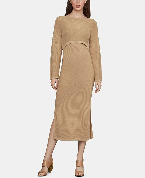 BCBGMAXAZRIA Knit Tank Dress