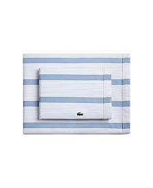 Lacoste   Archive King Pillowcase Pair