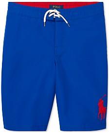 Polo Ralph Lauren Big Boys Swim Trunks