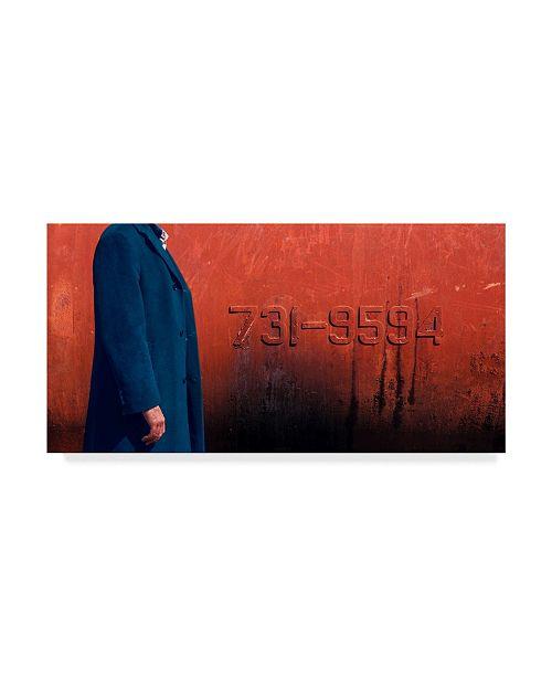 "Trademark Global Mikhail Potapov 'Mystery Numbers' Canvas Art - 47"" x 24"" x 2"""
