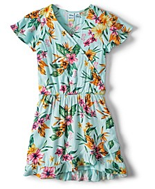 Her Fantasy Disney Woven Short Sleeve Dress