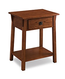 Home Favorite Finds Mission Nightstand with Drawer
