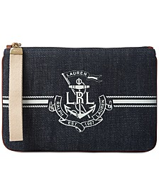Lauren Ralph Lauren Huntley Wristlet