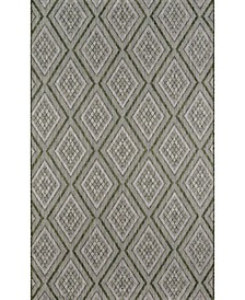 Lake Palace Rajastan Weekend 2' x 3' Indoor/Outdoor Area Rug