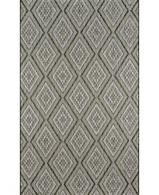 "Lake Palace Rajastan Weekend 5'3"" x 7'6"" Indoor/Outdoor Area Rug"