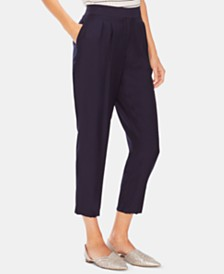 Vince Camuto Pleat-Front Pants