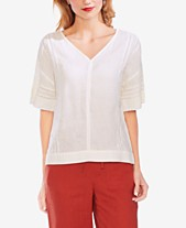 adad39fa Linen Shirts For Women: Shop Linen Shirts For Women - Macy's