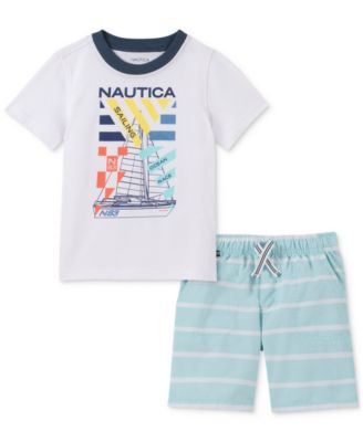 Sporty Bermuda Shorts for Boys Mayoral 6258 Smoke