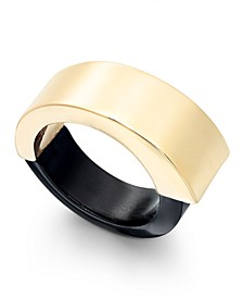 Gold-Tone Colorblock Statement Ring, Created for Macy's