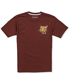 Volcom Big Boys Ozzie Cat T-Shirt