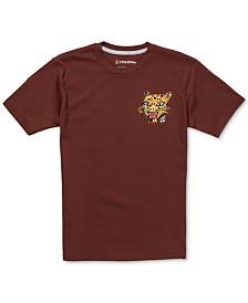 Volcom Big Boys Ozzie Cat T-Shirt