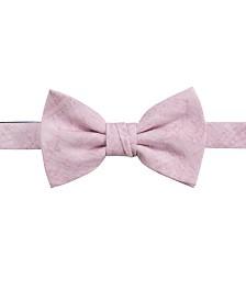 Ryan Seacrest Distinction™ Men's Savine Tonal Paisley Pre-Tied Bow Tie, Created for Macy's