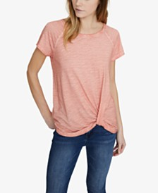 Sanctuary Sunny Days Twist-Front T-Shirt