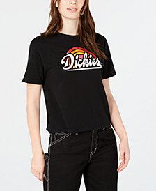 Dickies Tomboy Cotton Logo T-Shirt