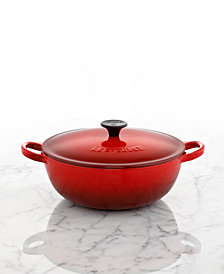 Le Creuset Enameled Cast Iron 3.5 Qt. Soup Pot