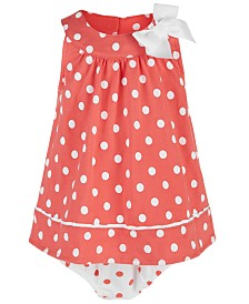 G POLKA DOT SUNSUIT