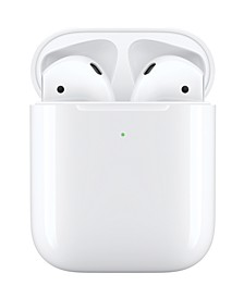 AirPods (2nd Generation) with Wireless Charging Case