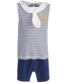 Baby Boy Sailor Romper