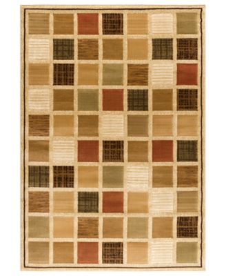 "CLOSEOUT! Area Rug, Northport MON-101 Multi 5'3"" x 7'7"""